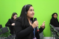 Onwards and Upwards!  Former SPREP Youth Ambassador nominated for prestigious New Zealand Award