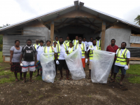 Learning from Vanuatu: Clearing disaster waste after Tropical Cyclone Harold