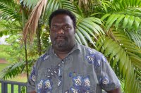 Fred Patison, PEBACC Solomon Islands Country Manager