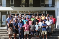 Solomon Islands SOE and NEMS workshop
