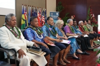 Pacific Met Council members