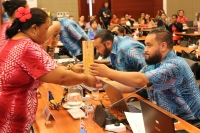 Closing of the PMC-5 in Apia, Samoa