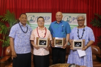 Environment Award recipients