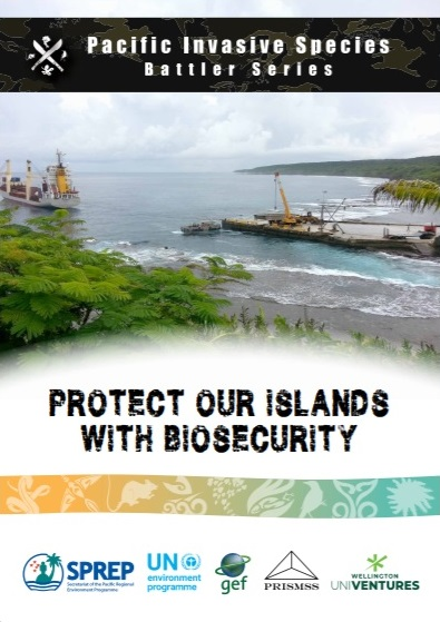 Protect our islands with biosecurity