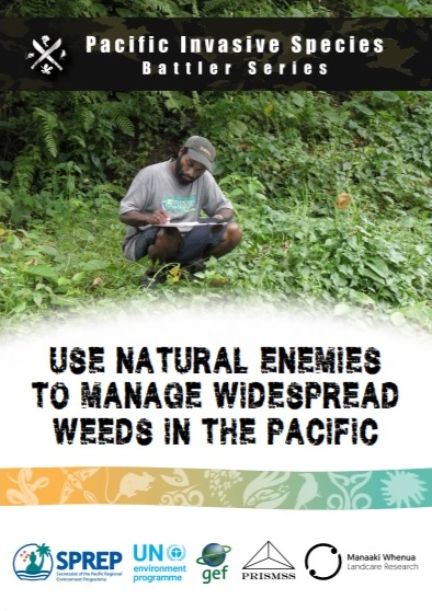 Use Natural Enemies